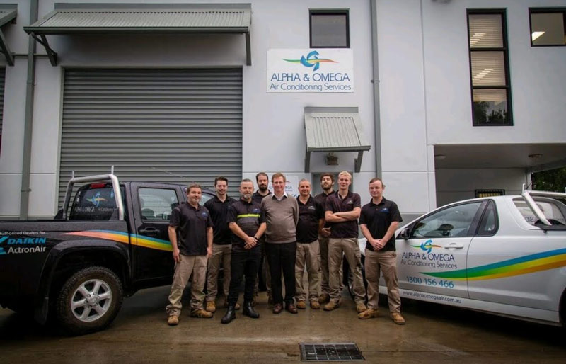 Alpha & Omega - Air Conditioning Services