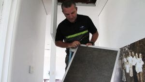 Reinstall Your Ducted Aircon Filter - Air Conditioning Services